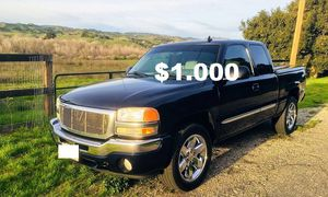 🙏🏼2006 GMC Sierra $1000 drives excellent for Sale in San Francisco, CA