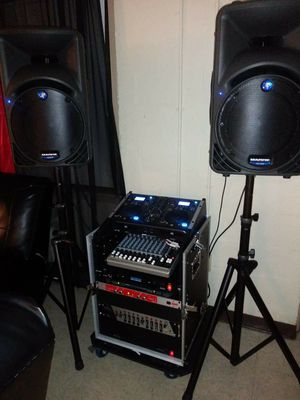 Dj equipment for Sale in Johnston, RI