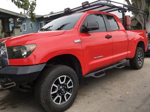 2007 Toyota Tundra 4x4 5.7 I force for Sale in Long Beach, CA