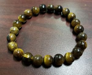 **NATURAL STONE - African Tiger Eye Bracelet (Help Make Right Decision, $$ Making, Calm Emotions, promotion) for Sale in Rancho Cucamonga, CA