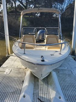 Like New Scout Dorado 13 Hours On Engine And Warranty Till FEB 2024 for Sale in Norfolk,  VA