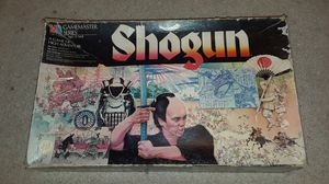 Shogun strategy board game complete for Sale in La Mesa, CA
