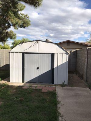10x9 Metal Shed for Sale in Phoenix, AZ