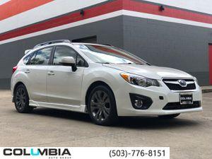 2012 Subaru Impreza Wagon for Sale in Portland, OR