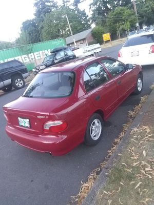 1999 Hyundai accent for Sale in Portland, OR