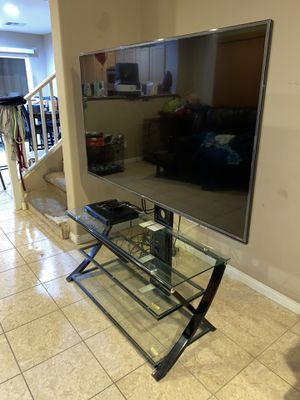 Like NEW tv stand for Sale in Las Vegas, NV