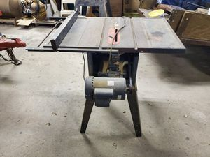 Sears Craftsman table saw for Sale in Harrah, OK