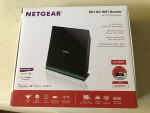 Netgear R6100 WiFi Router for Sale in Troy, MI