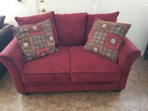 Red couch for Sale in Phoenix, AZ