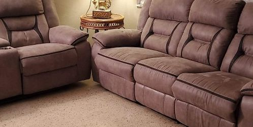 Harbor Freight Beige Couch Loveseat for Sale in St. Petersburg,  FL