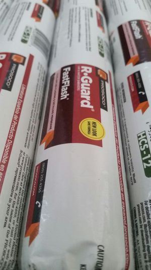 Prosoco joint seam and fast flash liquid flashing membrane for Sale in San Francisco, CA