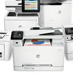 Pre-owned Printers, Fax, Copiers and MFC's, Plus Free 6 months supply of toner. for Sale in Raleigh, NC