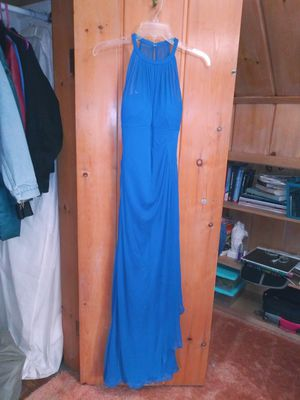 Royal blue dress for Sale in Cleveland, OH
