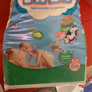 Size 4 Diapers for Sale in Los Angeles, CA