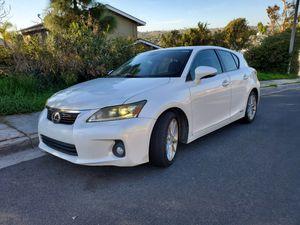 2012 Lexus ct200h for Sale in Bonita, CA