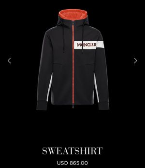 Moncler Sweatshirt for Sale in Beverly Hills, CA