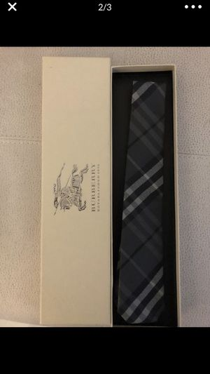 Burberry Tie for Sale in Miami, FL