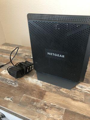 Netgear Nighthawk C7000 Modem Router Combo for Sale in Rowlett, TX