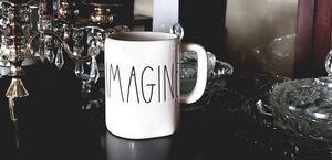 Rae Dunn Imagine Mug for Sale in Calvin, WV