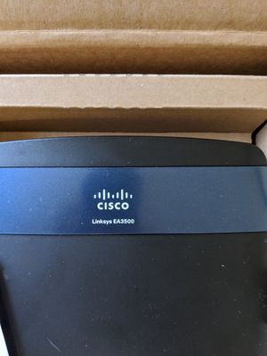 Linksys EA3500 - Dual-Band N750 Router with Gigabit and USB for Sale in West Bloomfield Township, MI
