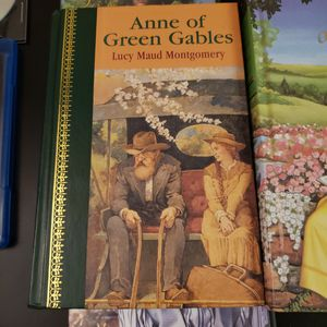 Anne of Green Gables Books, 1&2 all Movies-DVD for Sale in Folsom, CA