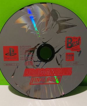 Playstation 1 PS1 PSX IMPORT DragonBall Z Final Bout Disc (Japan Only) for Sale in Reinholds, PA