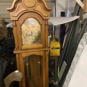 Grandfather Clock for Sale in Houston, TX