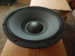"New B&C 15"" 15PS100 High Grade Pro Audio Subwoofer for Sale in Schenectady, NY"