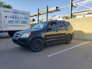 03 Honda crv 140 k miles clean open title for Sale in Peoria, AZ