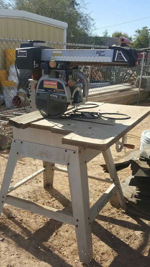 crafts man chainsaw for Sale in Avondale, AZ