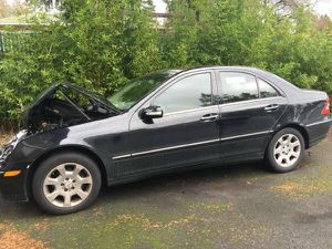 05 Mercedes C240 (For parts) for Sale in Kent, WA