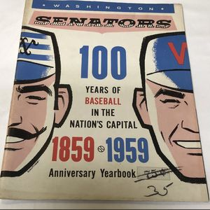 Vintage Authentic 1950s Baseball Publications for Sale in New Haven, CT