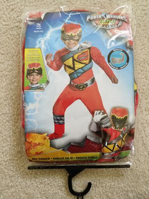 Power Ranger Dino Charge Halloween costume for Sale in Hopkinton, MA