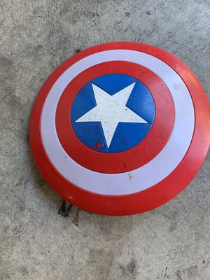 captain America shield for Sale in San Marcos, CA