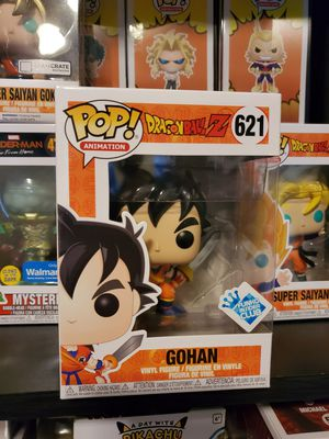 Dragon Ball Z Young Gohan With Sword Funko Insider Club for Sale in North Bergen, NJ