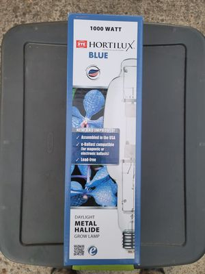 Hortilux 1000watt Daylight Metal Halide Grow Lamp for Sale in Gresham, OR