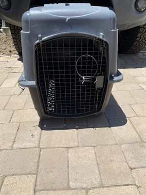 Large dog crate for Sale in Oceanside, CA