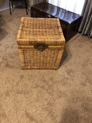 Vintage wicker rattan for Sale in Garland, TX