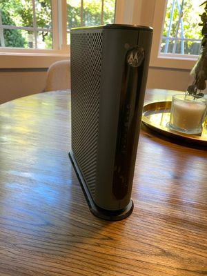 Motorola Modem Router MG7315 for Sale in Aloha, OR