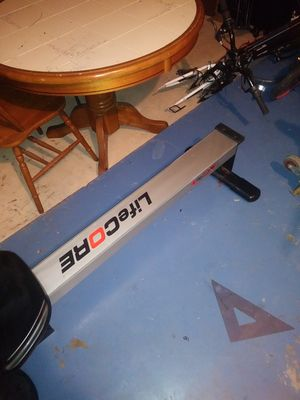 Life Core Rowing machine for Sale in Arlington, TX