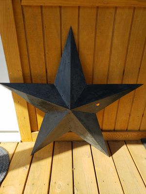 "36"" Rustic barn star for Sale in Farmville, VA"