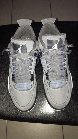 Air Jordan 4 Cool Grey for Sale in Lake Worth, FL