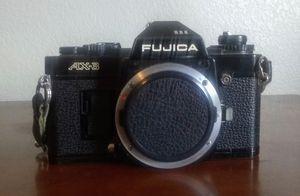 FUJICA AX3 Camera•75mm Fuji Lens for Sale in Peoria, AZ