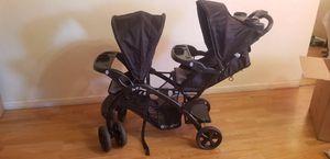Double stroller. Like new for Sale in Lawndale, CA