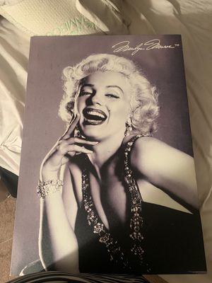 Marilyn Monroe poster for Sale in Manchester, CT