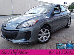 2012 Mazda Mazda3 for Sale in Doraville, GA