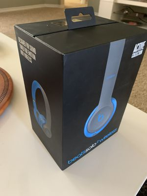 Beats Solo 2 wireless headphones - like new for Sale in Spring, TX