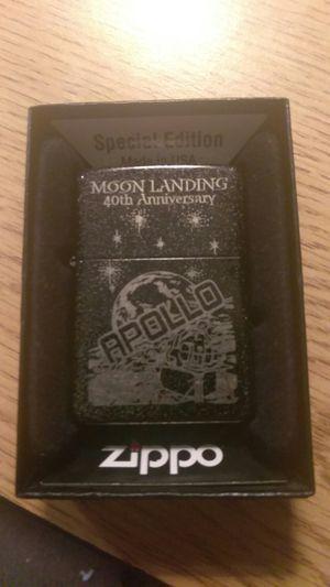 Zippo collectible 40th anniversary Apollo for Sale in Las Vegas, NV