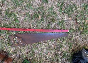 Old Metal Hand Saw for Sale in Sanford, FL