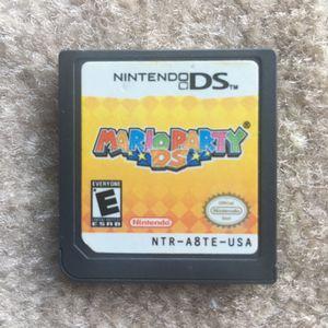 Mario Party (Nintendo DS) for Sale in Fairfax, VA